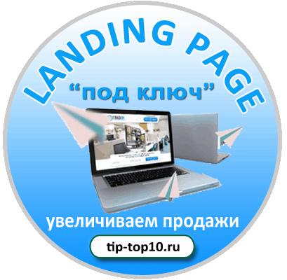 Бриф на создание Landing Page
